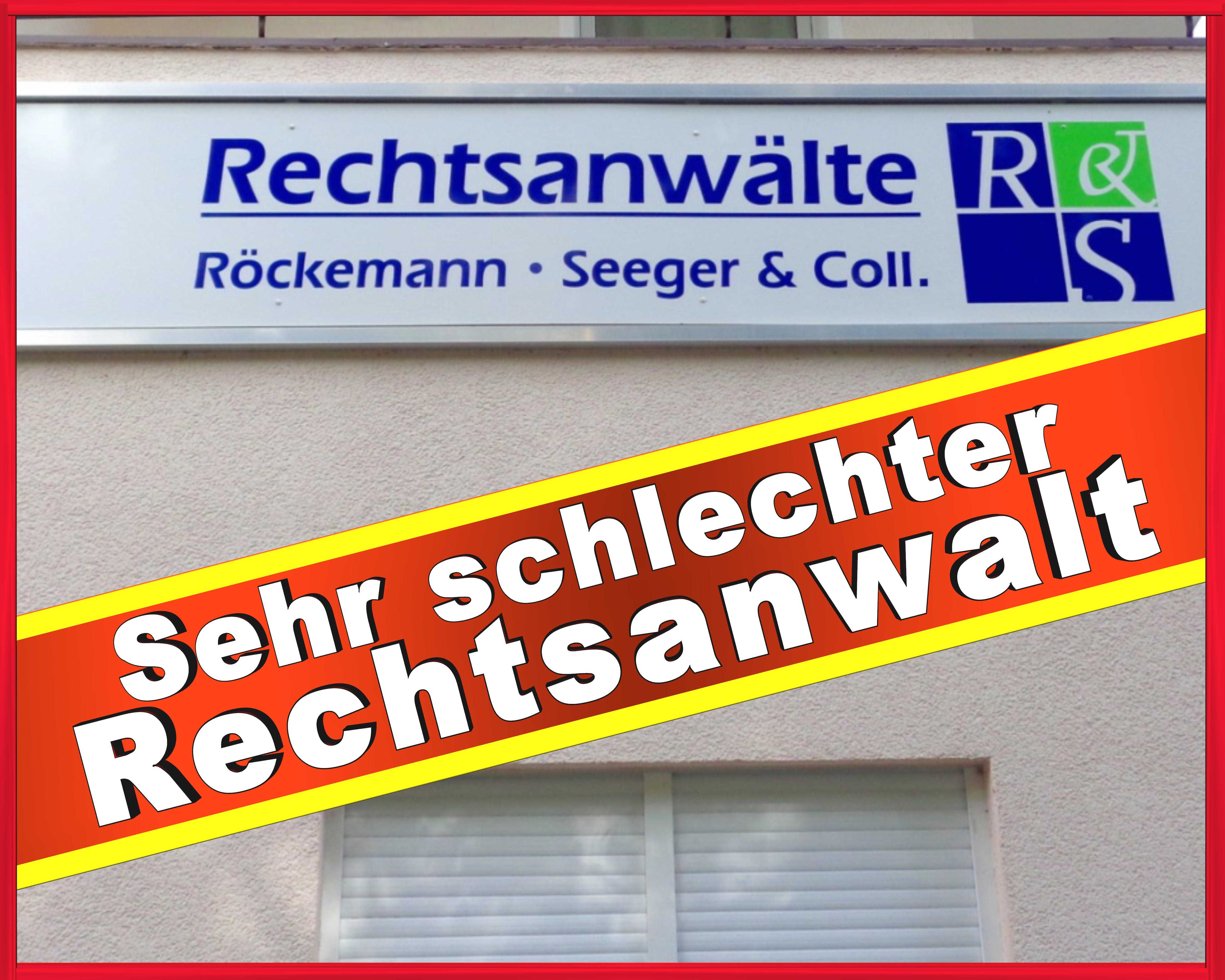Rechtsanwalt Thomas Röckemann Sandtrift Minden Kanzlei - Rechtsanwälte Röckemann, Seeger & Coll. in Minden