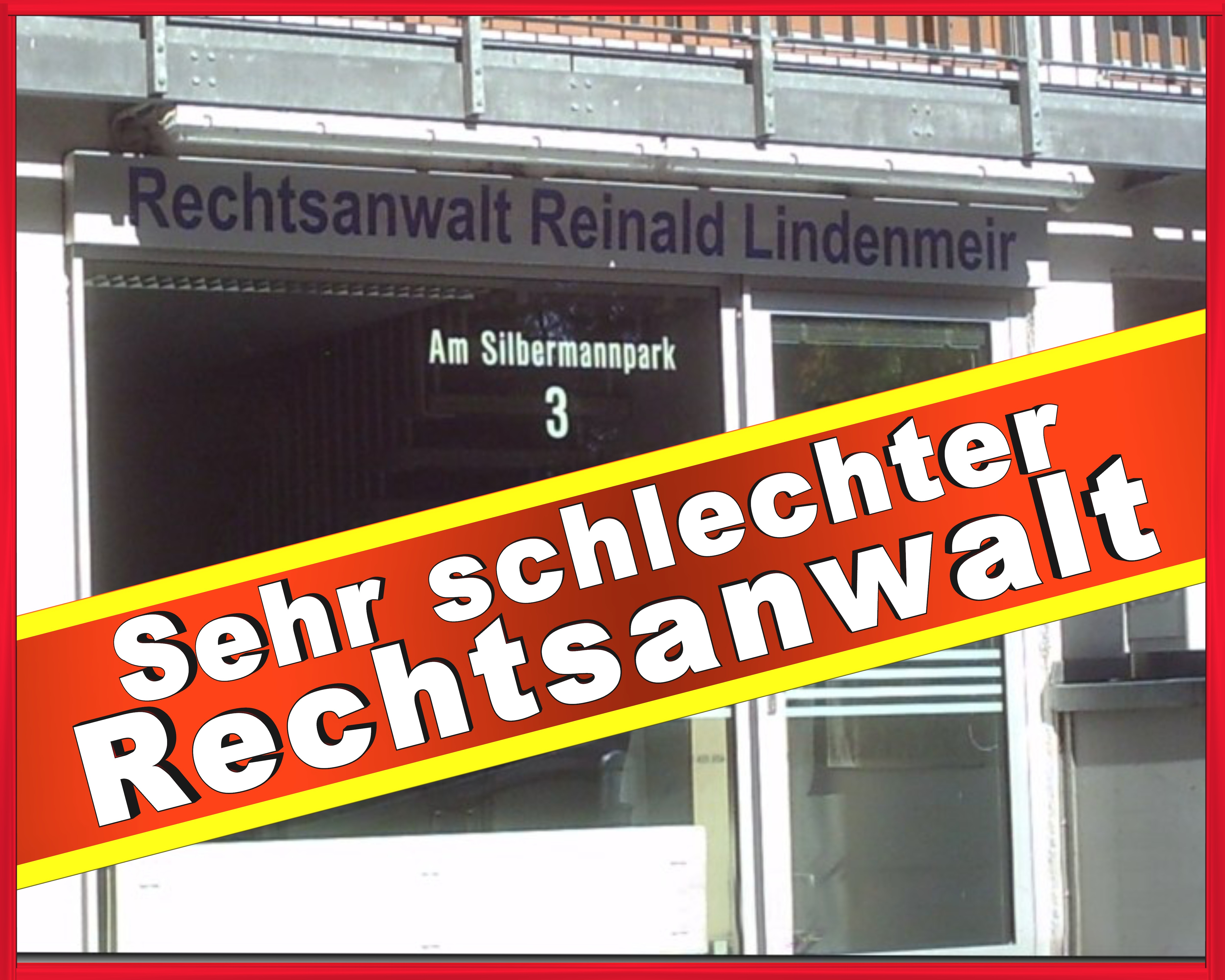 Rechtsanwalt Reinald Lindenmair  Augsburg