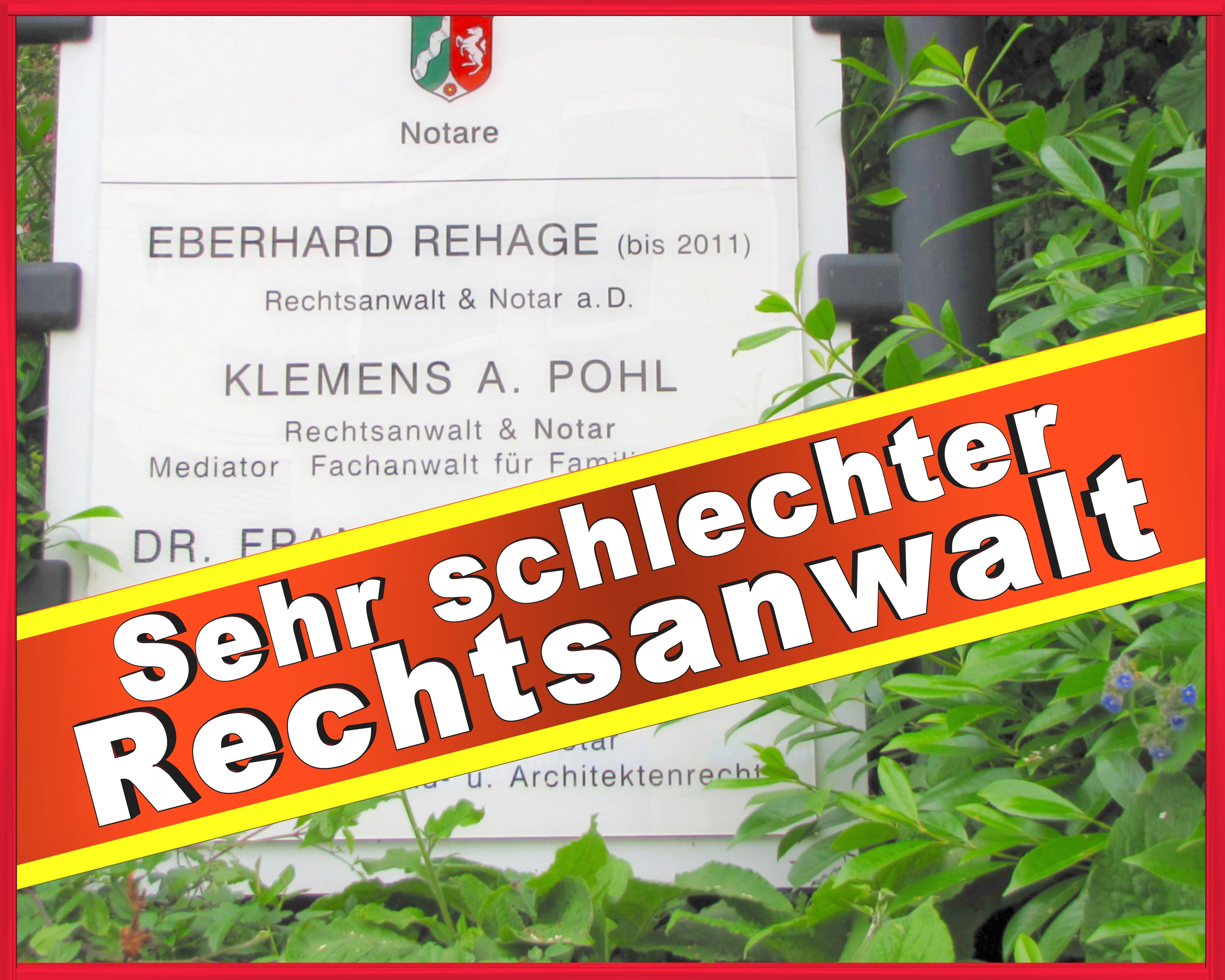 Rechtsanwalt Klemens Pohl Bielefeld